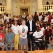 Volontari in Sala Tricolore