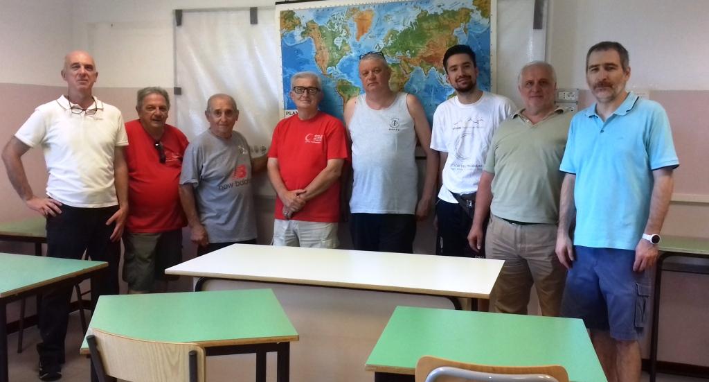 Volontari scuola