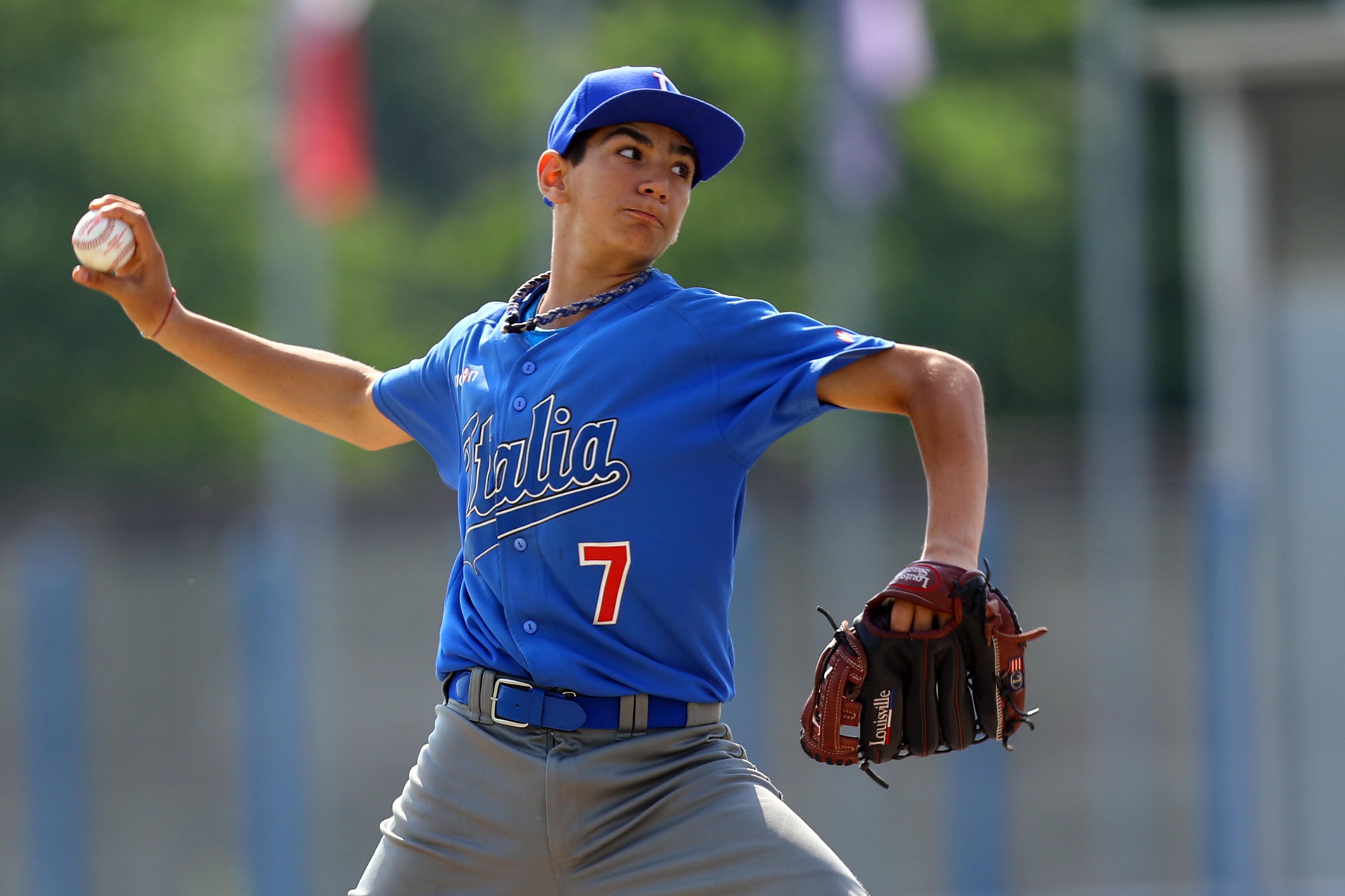 Baseball Italia U15