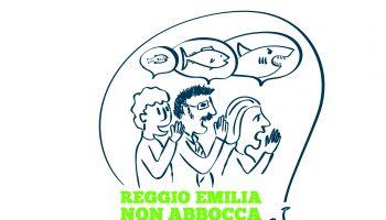 Mondinsieme, Logo Reggio Emilia non abbocca_Tavola disegno 1 copia 3