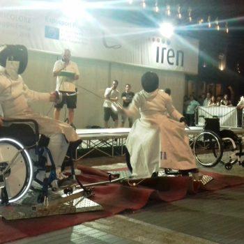 Scherma paralimpica